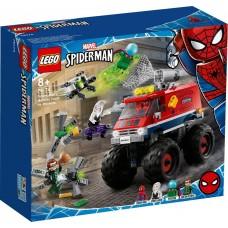 Lego Super Heroes Монстр-трак Человека-Паука против Мистерио 76174