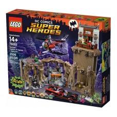 Lego Super Heroes Логово Бэтмена 76052