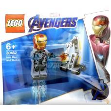 Lego Super Heroes Железный Человек и Dum-E 30452