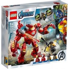 Lego Super Heroes Халкбастер против агента А.И.М. 76164