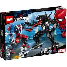 Lego Super Heroes Человек-паук против Венома 76115