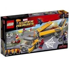 Lego Super Heroes Нападение на бензовоз 76067