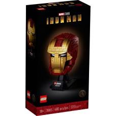 Lego Super Heroes Шлем Железного Человека 76165