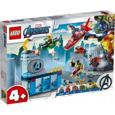 Lego Super Heroes Мстители: гнев Локи 76152