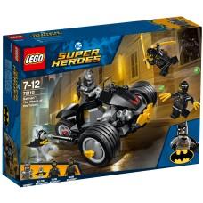 Lego Super Heroes Бэтмен: нападение Когтей 76110