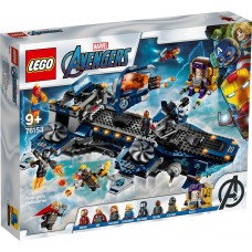 Lego Super Heroes Геликарриер 76153