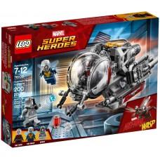 Lego Super Heroes Исследователи квантового мира 76109