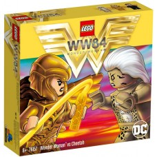 Lego Super Heroes Чудо-женщина против Гепарды 76157
