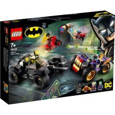 Lego Super Heroes Побег Джокера на трицикле 76159