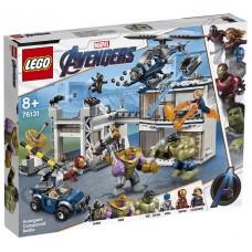 Lego Super Heroes Битва на базе Мстителей 76131