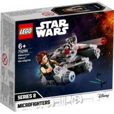 Lego Star Wars Микроистребитель Тысячелетний сокол 75295