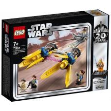 Lego Star Wars Гоночный под Энакина: выпуск к 20-летнему юбилею 75258