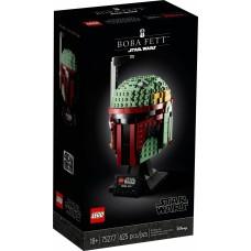 Lego Star Wars Шлем Бобы Фетта 75277