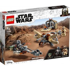 Lego Star Wars Проблемы на Татуине 75299