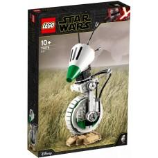 Lego Star Wars Дроид D-O 75278