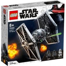 Lego Star Wars Имперский истребитель TIE 75300