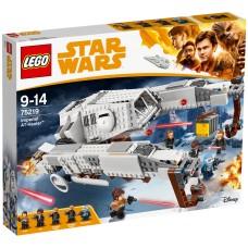 Lego Star Wars Имперский шагоход-тягач 75219