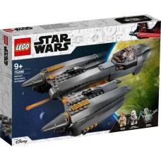 Lego Star Wars Звёздный истребитель генерала Гривуса 75286