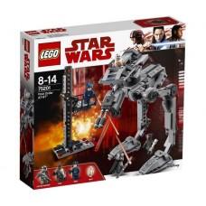 Lego Star Wars AT-ST Первого Ордена 75201