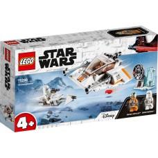 Lego Star Wars Снежный спидер 75268
