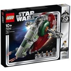 Lego Star Wars «Раб I»: выпуск к 20-летнему юбилею 75243