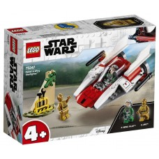 Lego Star Wars Звёздный истребитель типа А 75247