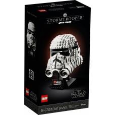 Lego Star Wars Шлем штурмовика 75276