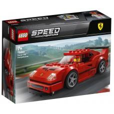 Lego Speed Champions Автомобиль Ferrari F40 Competizione 75890