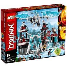 Lego Ninjago Замок проклятого императора 70678