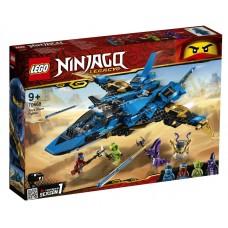 Lego Ninjago Штормовой истребитель Джея 70668