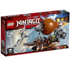 LEGO Ninjago Атака дирижабля 70603