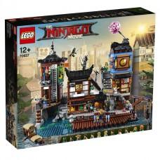 Lego Ninjago Порт Ниндзяго Сити 70657