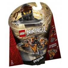 Lego Ninjago Коул: мастер Кружитцу 70662