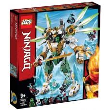 Lego Ninjago Механический Титан Ллойда 70676