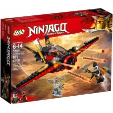 Lego Ninjago Крыло судьбы 70650
