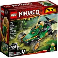 Lego Ninjago Тропический внедорожник 71700