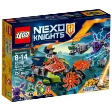 Lego Nexo Knights Слайсер Аарона 70358