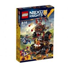 Lego Nexo Knights Осадная машина генерала Магмара 70321