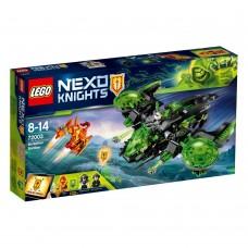 Lego Nexo Knights Бомбардировщик Берсеркер 72003