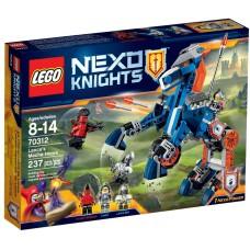 Lego Nexo Knights Ланс и его механический конь 70312