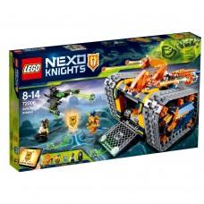 Lego Nexo Knights Передвижной арсенал Акселя 72006