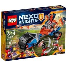 Lego Nexo Knights Булава грома Мэйси 70319