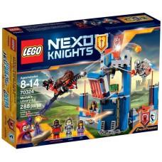 Lego Nexo Knights Библиотека Мерлока 2.0 70324