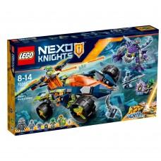 Lego Nexo Knights Вездеход Аарона 4x4 70355