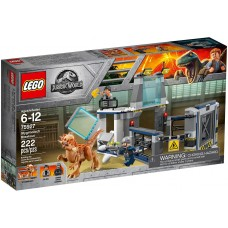Lego Jurassic World Побег Стигимолоха из лаборатории 75927