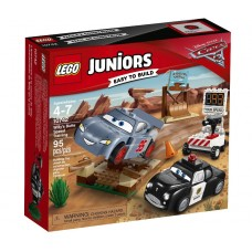 Lego Juniors Тренировочный полигон Вилли Бутта 10742 42520-03 bb-10742