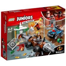 Lego Juniors Подрывашкин грабит банк 10760 42591-03 bb-10760