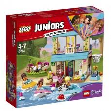 Lego Juniors Домик Стефани у озера 10763