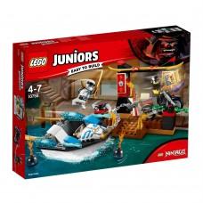 Lego Juniors Преследование на лодке Зейна 10755 42384-03 bb-10755