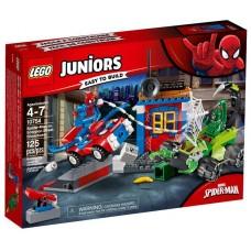 Lego Juniors Решающий бой Человека-паука против Скорпиона 10754 42725-03 bb-10754